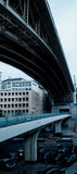 most Lozannie Obraz Stock