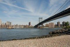 most Manhattan zdjęcia stock