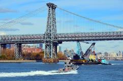 most Manhattan Obrazy Royalty Free