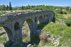 Most na Mostanici Stock Image