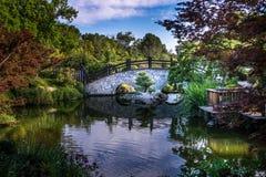 most nad wodą Obrazy Royalty Free