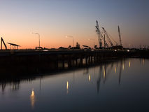 Most naprawy Zdjęcie Stock