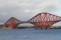 Most Naprzód Przerzuca most, Szkocja Obrazy Royalty Free