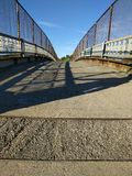Most nigdzie Zdjęcie Stock