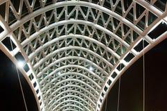 Most pokój w Tbilisi Fotografia Stock