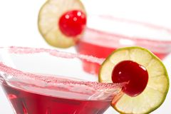 Most popular cocktails series Royalty Free Stock Photos