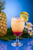 Most popular cocktails series - Mai Tai Stock Photography