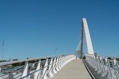 Most przy Hendon parkiem Obraz Stock