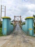 Most przy San Ignacio obrazy stock