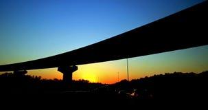 most słońca Zdjęcie Stock