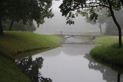 Most Stary zniszczony most zdjęcie royalty free