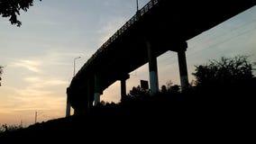 Most Stary zniszczony most zdjęcia stock
