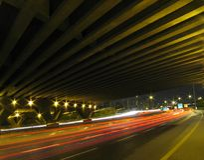 most strumienia Obrazy Stock
