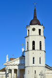 Cathedral of Vilnius Royalty Free Stock Image