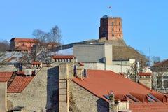 Gediminas Tower Royalty Free Stock Photography