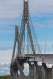 Most w Finlandia zdjęcia stock