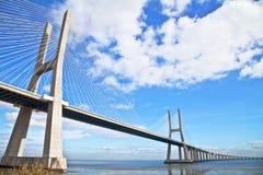 Most w Lisbon obraz royalty free