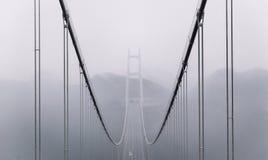 Most w Południowym Chiny zdjęcie stock