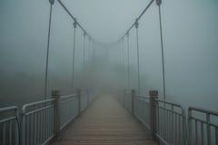 Most w Zhangjiajie Zdjęcie Stock