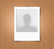 Most wanted blank film Royalty Free Stock Photo