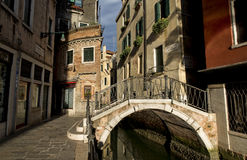 most Wenecji Obrazy Stock