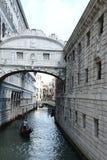 Most widoki - Wenecja, Włochy Obrazy Stock