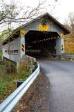 most zakrywający Obraz Royalty Free