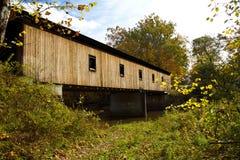 most zakrywający Obraz Stock