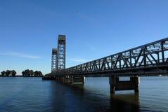 most zwodzony Obrazy Royalty Free