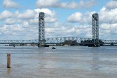 most zwodzony Zdjęcie Royalty Free