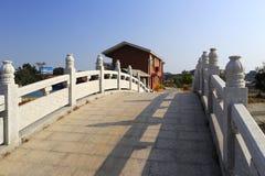 mosta łękowaty kamień Zdjęcia Royalty Free