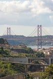 3 mosta Zdjęcie Stock
