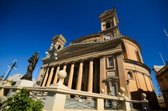 Mosta Dome Cathedral, Malta Royalty Free Stock Image