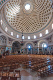 The Mosta Dome Royalty Free Stock Images