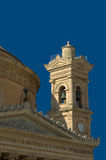 Churches of Malta - Mosta Rotunda Stock Photos