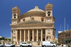 Mosta Haube, Malta Stockfotografie
