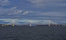 3 mosta przez Szkocja naprzód Fotografia Royalty Free