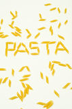 Mostaccioli Pasta Stock Photos