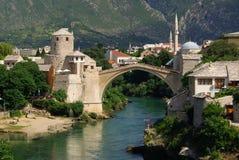Mostar Royalty-vrije Stock Foto