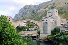 Mostar Royalty Free Stock Images