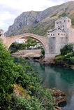 Mostar Stock Foto's
