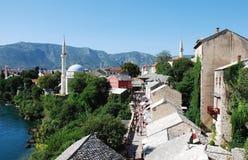 Mostar Royalty-vrije Stock Fotografie