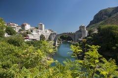 Mostar Royalty-vrije Stock Foto's