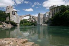 Mostar Fotografia Stock Libera da Diritti
