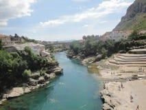 Mostar Fotografie Stock