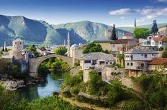 Mostar Imagen de archivo