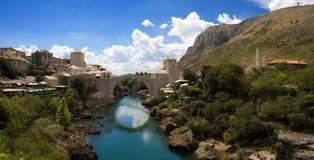 Mostar, Bósnia Imagens de Stock Royalty Free