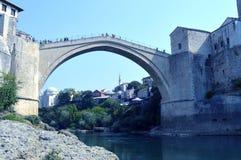 Mostar, Bósnia e Herzegovina Imagens de Stock Royalty Free