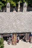 Mostar, bazar, mercado, compras, Koski Mehmed Pasha Mosque, Bosnia y Herzegovina, Europa, Islam, religión, lugar de culto foto de archivo