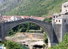 Mostar Bosnië Royalty-vrije Stock Fotografie